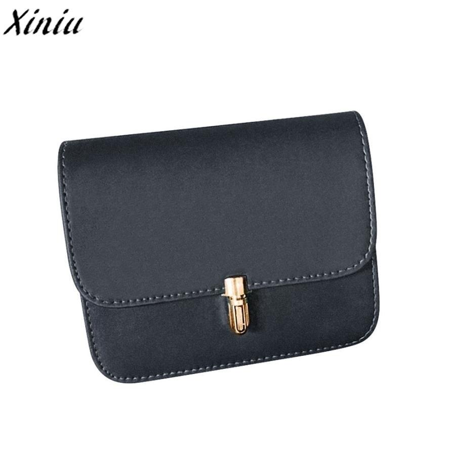 Women Shoulder Bag Candy Color Leather Chain Strap Messenger Bags Fashion Design Metal Buckle Handbags Malas De Mulher #7626