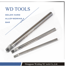 E14Q-SCLCR06 Boring Bars,indexable carbide turning tool,lathe blade,CNC tool holder,Dia 10mm bar for CCGT0602 Insert