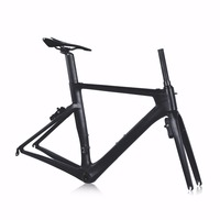 Full Carbon TT Frame Time Trial Triathlon Bike Frameset Customized Painting High End Carbon