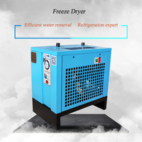 refrigeration dryer refrigerated compressed air dryer 2 years warranty freeze dryer machine for compressor cool air dryer