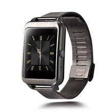 I95 Android 4 3 O S Metal Smart Watch Wifi Smart Watch with 512M RAM 4G