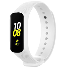 Laforuta Sport Silicone Watch Band for Samsung Galaxy Fit-e SM-R375 Quick Release WatchBand Strap for Samsung SM-R375