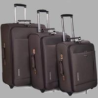 Neue studenten Reise Gepäck Oxford koffer Männer hohe qualität Roll gepäck Auf Rädern Frauen marke Trolley Koffer reisetasche