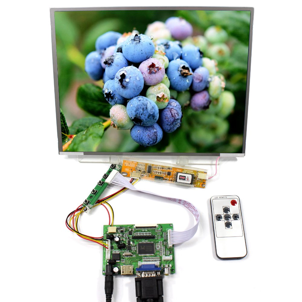 HDMI VGA 2AV Controller board+12.1 N121X5 LTN121XJ HT121X01 1024x768 LCD Screen 12 1 inch lcd screen n121x5 l01 n121x5 l01 n121x5 l03 n121x5 l06 free shipping