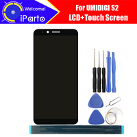 6 0 Inch UMIDIGI S2 LCD Display Touch Screen Digitizer Assembly 100 Original New LCD Touch