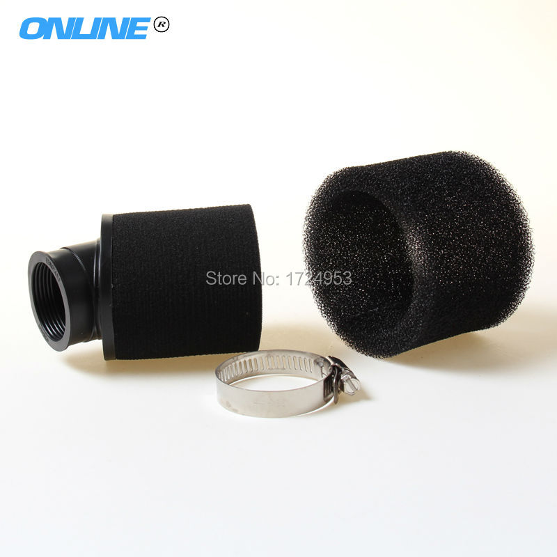 38MM Sponge Air Filter Cleaner SSR Coolster Thumpstar Xtreme SDG UPC 50 70 90CC Pit Dirt Bike Motorcycle free shipping