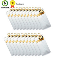 20 Pack Dust Bags For Vorwerk Vacuum Cleaner Cleaner Replacement for VK140 VK150 Dustbag Accessory Kit