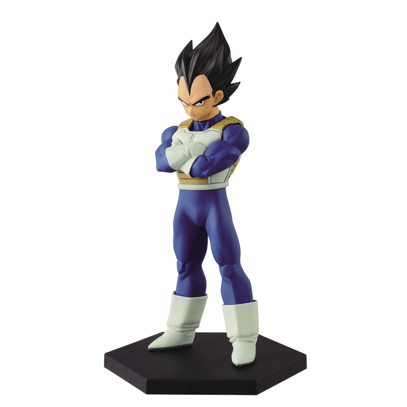 Dragon Ball Z 15cm Figurer DXF Trunks Vegeta Anime PVC Figur DBZ Dragonball Z Figurine