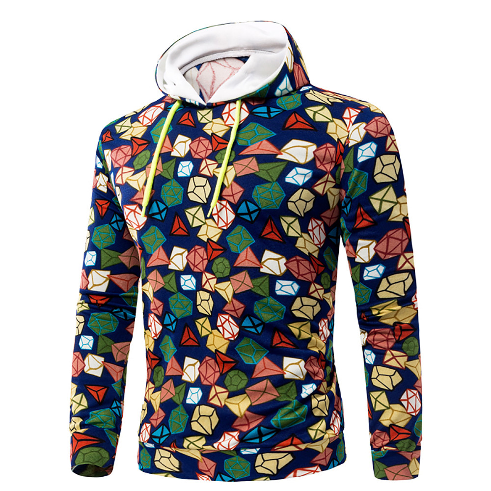 Men Sweatshirt Hoodie Trasher Lil Peep Top-Outwear Mantle Long-Sleeve Printe Blouse Men's