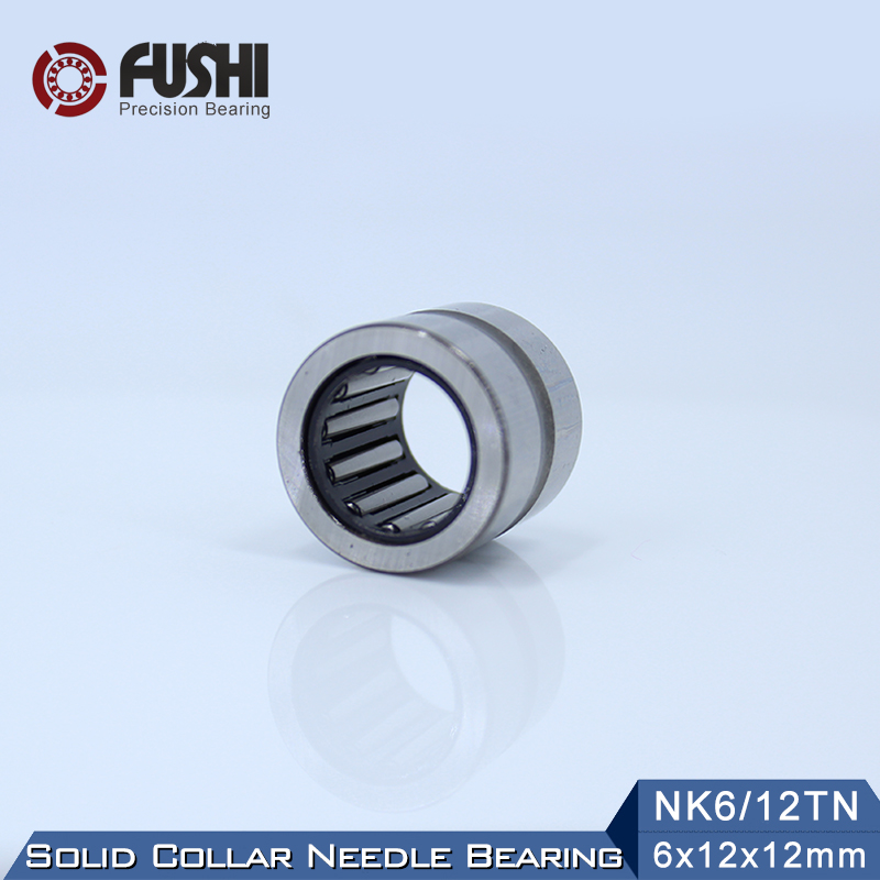 HK061012 2 PCS HK0612 Needle Roller Bearing Bearings 6*10*12 6x10x12 mm