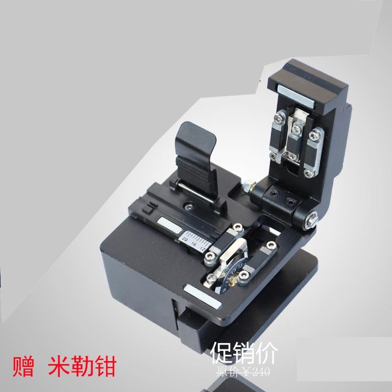 TL 37 High Precision Fiber Cleaver 48000 times 0 5 degree fiber optic CFS 2 stripper