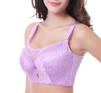 Push Up Large Cup Bras E F Cup Lace Women Underwear Lingerie 105 110 Sostenes Mujer