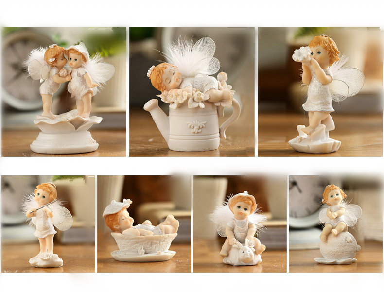 Cute Baby Angel Figurine (10)