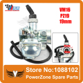Mikuni VM16 PZ19 Hand Choke 19mm Carburetor  Dirt Bike 50cc 70cc 110cc ATV  Performance Carburetor Part Free Shipping
