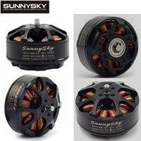 4 шт./лот Оригинальный Sunnysky X4110S 340KV 400KV 460KV 580KV 680KV 4 S 6 S безщеточный для мультикоптера квадрокоптера RC самолет