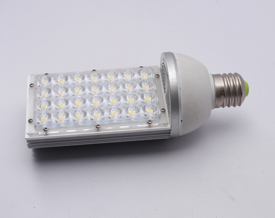 2017 Sale Street Light 2pcs/lot 28w Led Street Light With E27/40 Base Rotation 360 Degress Ac85-265v Input Voltage Ce Rohs