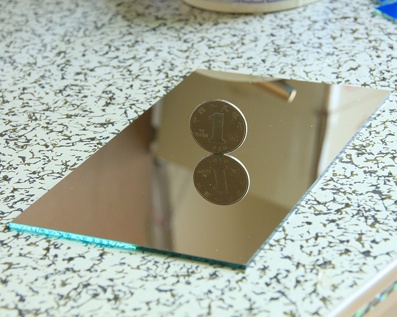 420x20x2mm Optical Front Surface Mirrors DIY Projector Accessories High Reflectivity First Mirror Projector Reflector FS Mirror
