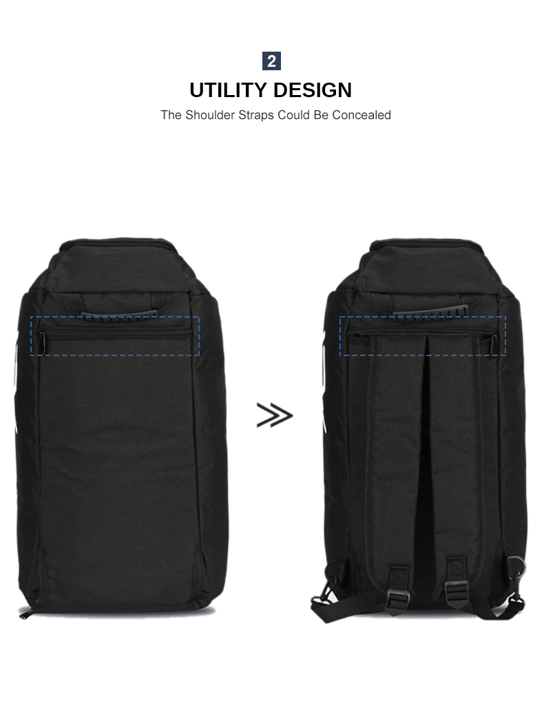 Grande multifunction homens sacos de viagem bolsa