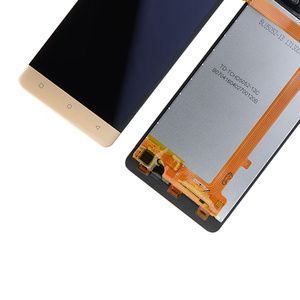 Image 3 - BKparts  High Quality For Allview P8 Energy Mini Full LCD Display Touch Screen Glass Digitizer Complete Assembly Replacement