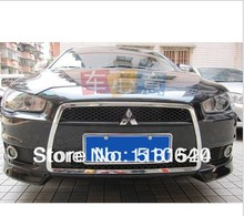 Chrome Front Grille Around Trim For Mitsubishi LANCER 2008-2011