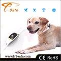 Мини-Водонепроницаемый Кремния Домашних Животных Ошейник GPS Трекер Реального времени Локатор GPS + LBS + WIFI Локатор Местоположение для Собаки Кошки отслеживания Geofence