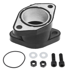Intake Manifold Boot Joint Carburetor Fits  Large Displacement Air Inlet for Yamaha YFM350 Interface