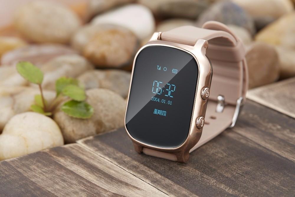 Hot-Kids-GSM-GPS-Tracker-SIM-For-Children-Kid-Smart-watch-Phone-Smart-bracelet-T58-Children (3)