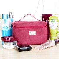 JJDXBPPDD ZipperMultifunctional Portable Waterproof Women Makeup Bag Storage Organizer Box Beauty Case Travel Pouch Cosmetic Bag