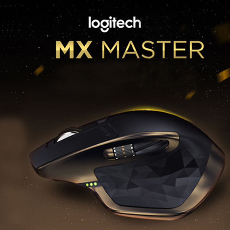 Logitech MX Master Wireless Mouse-in Mice from Computer
