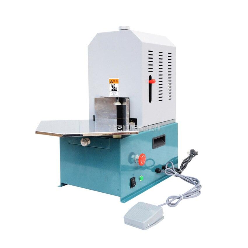 Papier de carte de visite électrique rond coin Machine 180 W livre coin Cutter Machine de découpe bureau en métal équipement de bureau CB 8801