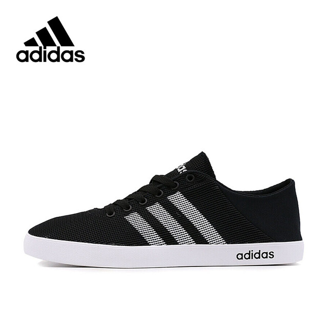 30ac95bb4bda Adidas Authentic New Arrival 2017 NEO Label EASY VULC Men s Walking Shoes  Sneakers CG5835