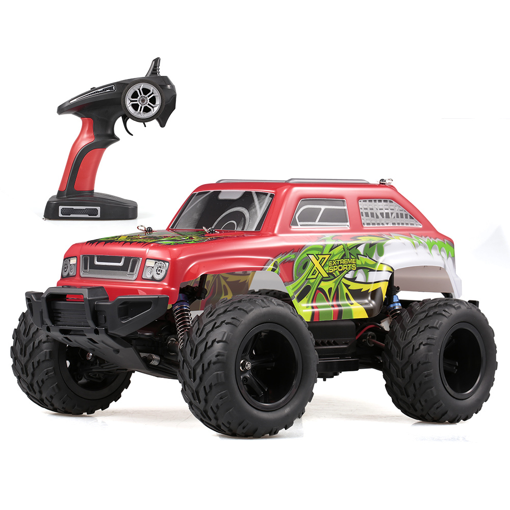 RC Car 8813 1:12 2.4G 4WD Full-Scale High Speed 35Km/h RC Rock Crawler Off-road Monster Climbing Cars Toys for Children