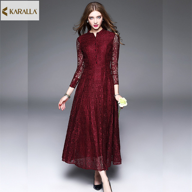 a183ac1c24f 2017 women spring summer runway fashion short sleeved dress charm trero  elegance pretty trend designer one-piece dress D0317