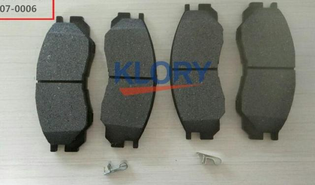 20b6907fb0 US $10.0  3501012 0000 Front brake pad (4 pieces) for ZX Auto landmark,  fengxing M3. for Mitsubishi V31-in Car Brake Pads & Shoes from Automobiles  & ...