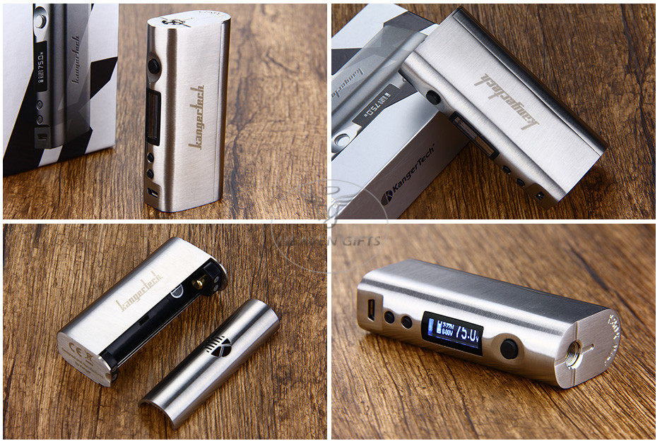 75W Kangertech KBOX Mini TC MOD WO Battery 4