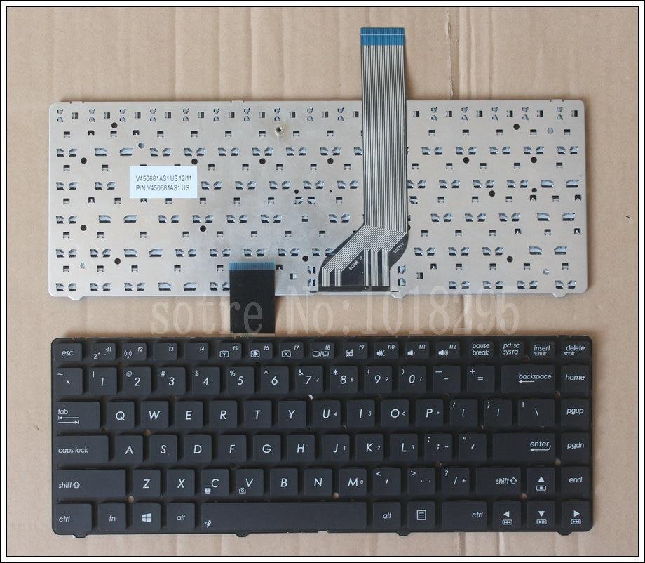 New Keyboard For ASUS K45 K45A K45VD K45VJ K45VM K45VS US Laptop Keyboard MP-10H73US-698W
