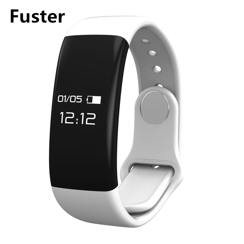 Fuster H30 New Sport Bluetooth Smart Bracelet Heart Rate Tracker Wristbands Professional Waterproof Smart Band for