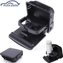 New Central Console Armrest Rear Cup Drink Holder For VW Jetta MK5 5 Golf MK6 6 MKVI 1K0 862 532 C