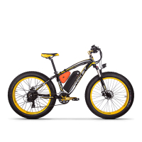 RichBit RT 012 Plus Fat Tire Ebike 21 Speeds 48V 1000W 17Ah Lithium Battery Powerful Electric