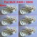 6 Pairs Мотора Гнездо Основание Двигателя Крышка, Компоненты и Запасные Части для 2.4 Г MJX X600 Шесть оси Самолета Hexacopter RC Мультикоптер Drone