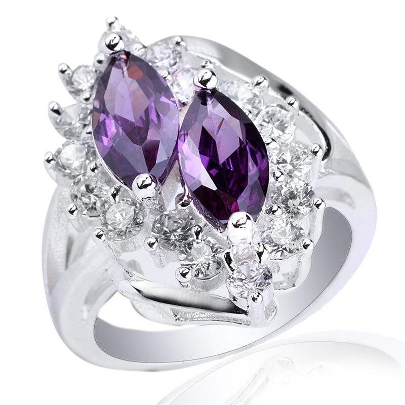 Women s Authentic 925 Sterling Silver font b Ring b font Fashion font b Jewelry b