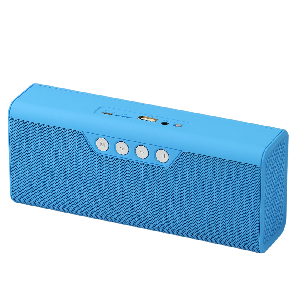 B23 bluetooth altavoz inalámbrico portátil de altavoces de audio portátil de rad