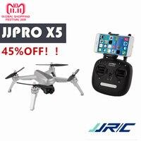 BIG SLAE! JJPRO X5 2.4G GPS Positioning 1080P HD 5GWIFI Adjustable Camera FPV Drone Brushless RC Drone Quadcopter One Key Return