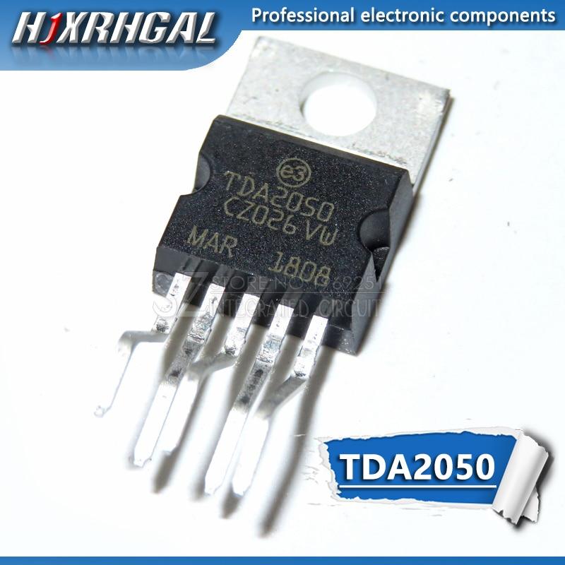 1pcs TDA2050A TO220-5 TDA2050 TO-220