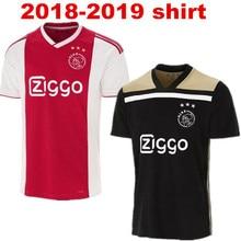 63f1b60fa447f 2018 adultes T-shirt Ajax Hommes chemises 2019 Ajax Rouge Loisirs Meilleur  Qualité adultes Ajax Casual T-shirt livraison gratuit.