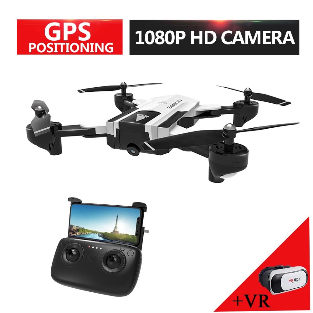 SG900 SG900-S SG900S GPS Quadcopter עם 1080 p HD מצלמה Rc מסוק GPS קבוע נקודת WIFI FPV מזלט בצע לי מצב Dron