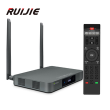 X9S Android TV BOX Android 6.0 + OpenWRT ZIDOO (NAS) Realtek RTD1295 2G/16G 802.11ac WIFI Bluetooth 1000 M LAN Reproductor Multimedia Inteligente