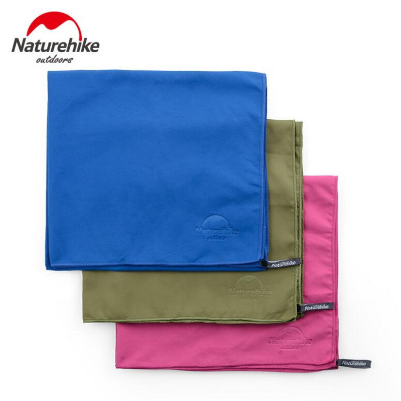 font b Naturehike b font Microfiber Outdoor Sports Quick drying Towels Swimming Hair Drying Quick