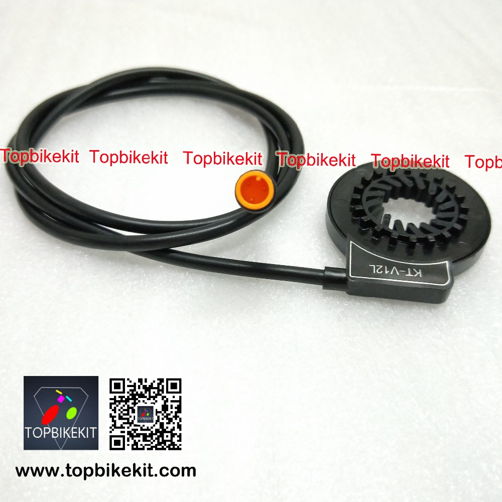 Julei 3 Pins waterproof Plug KT D12L Dual Hall Sensor Signals Easy Installation