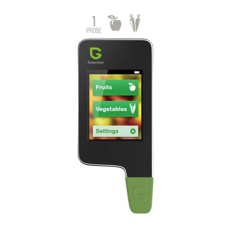 Mais gracioso 1 Alta precisão De Leitura Digital Analyzer Tester medidor De concentração De Nitrato De Comida Rápida detecção De Nitrato De Fruta vegetal